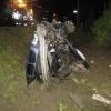 Vozidlo po nehodě v Klášterci dopadlo na plynovou přípojku