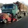 U tragické dopravní nehody na Šumpersku zasahovali hasiči ze dvou krajů