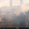 VIDEO:V Hanušovicích hořel rodinný dům