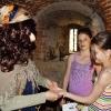 Premiérové pálení čarodějnic v šumperském Pavlínině dvoře