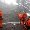 Výcvik hasičů – lezců na Čertových kamenech