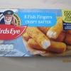 Potravinářská inspekce zjistila falšované rybí prsty