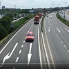 VIDEO! Prahou projel největší konvoj hasičské techniky