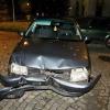 Mladá řidička v Libině nezvládla jízdu na mokré vozovce