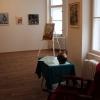 Rodačka z Krásného na Šumpersku vystavuje v Hollarově galerii