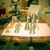 Šumperští kovoobráběcí vysoustružili šachové figurky
