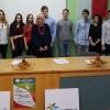 """Festival """"Město čte knihu"""" pobavil také žáky šumperské učňovky"""
