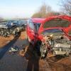 Řidička na D35 narazila do havarovaného vozidla