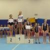 Šumperské sportovní gymnastky uspěly v Prostějově