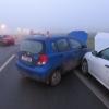 Před Šumperkem se staly tři dopravní nehody krátce po sobě
