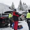 Policie upozorňuje návštěvníky lyžařských center