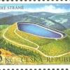Elektrárna Dlouhé stráně se dočkala poštovní známky