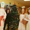 Dětské oddělení Nemocnice Šumperk navštívil Mikuláš se svoji družinou