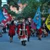Slavnosti města Šumperka - večerní kostýmovaný průvod