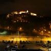 Večerní listopadové Brno