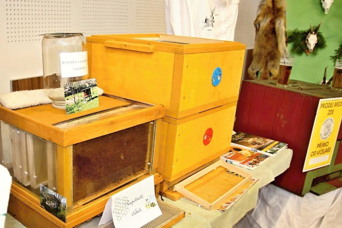 výstava včelařů v Rapotíně