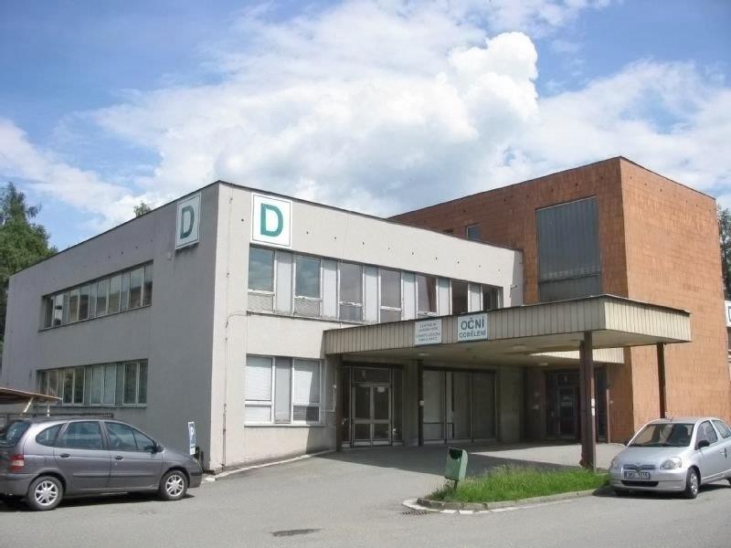 budova očního oddělení zdroj foto:AGEL
