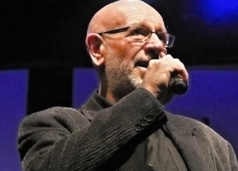 Vladimír Rybička - ředitel festivalu Blues Alive