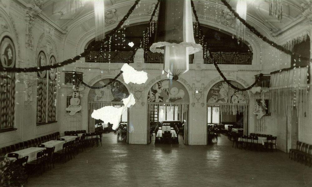 starý divadelní sál zdroj foto:DŠ