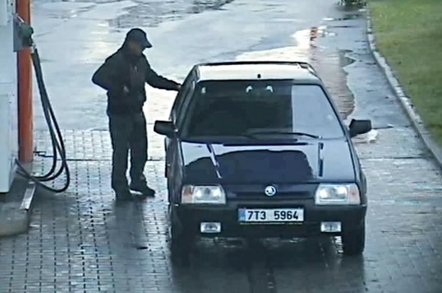 Policie zjišťuje jeho totožnost muže na foto