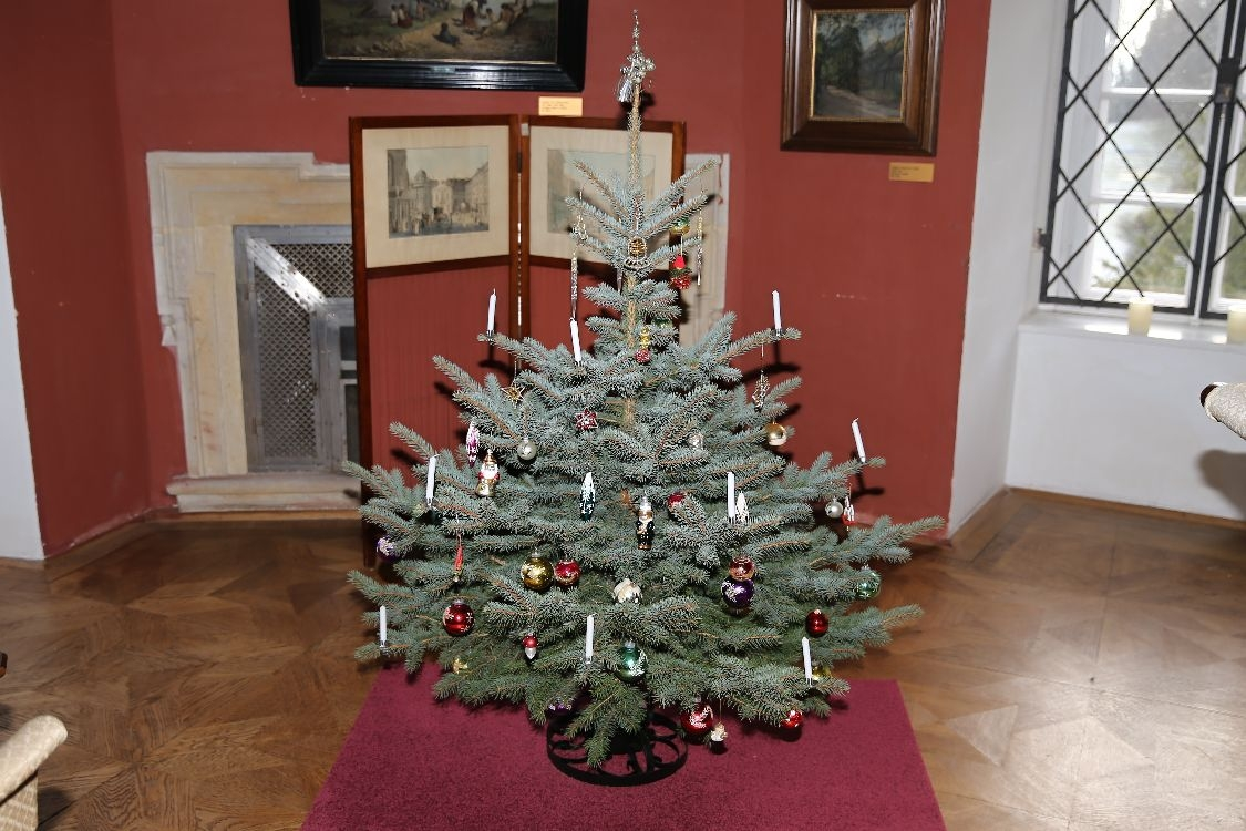 Liechtensteinské Vánoce