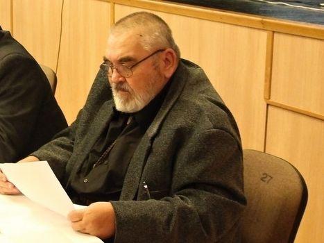 předseda finančního výboru František Merta