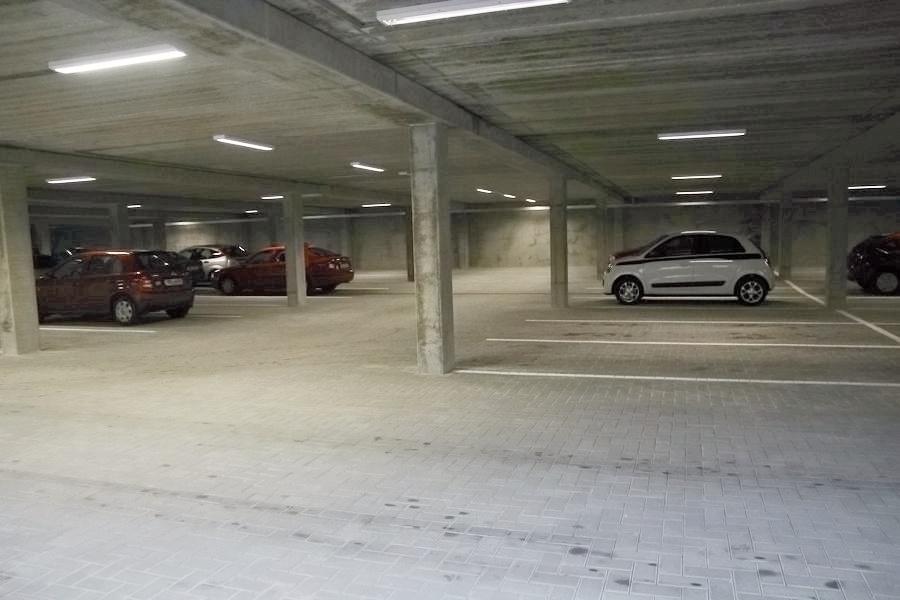 parkovací stání v Šumperku