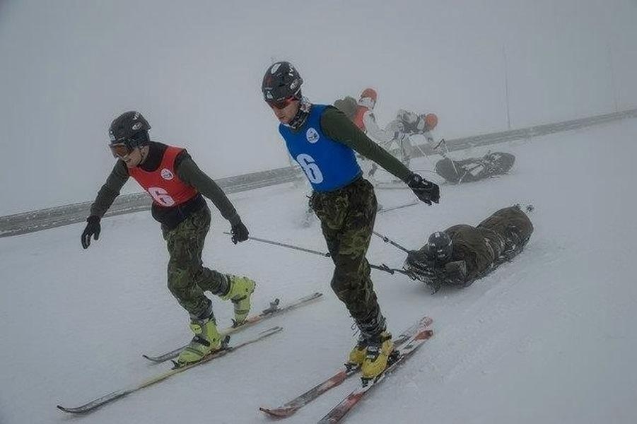 Winter Survival 2015 zdroj foto: Armáda ČR - Michael Skůra