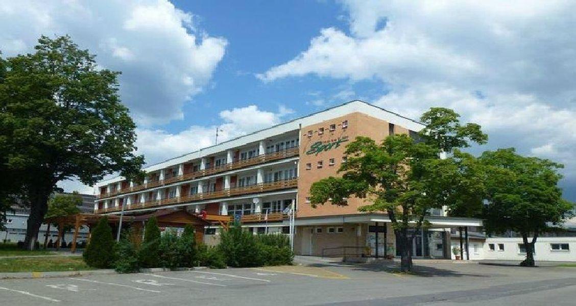PMŠ hledá také nového nájemce hotelu Sport zdroj foto:pmš