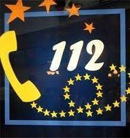 Evropská linka 112 - logo tdroj: HZS Ok