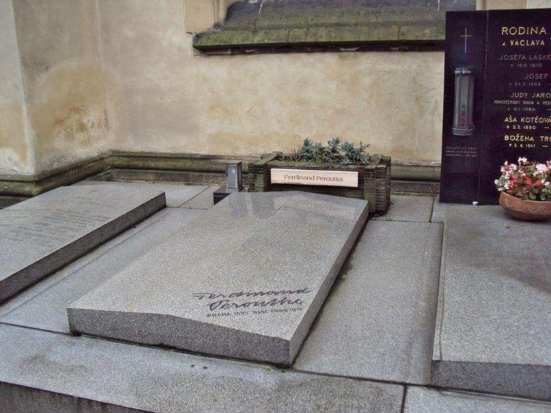 hrob Ferdinanda Peroutky