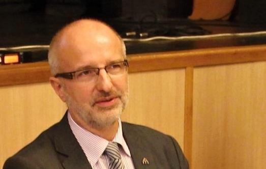 Petr Holub, tajemník šumperské radnice