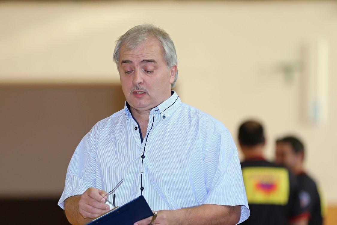 trenér Oldřich Sládek foto: archiv sumpersko.net