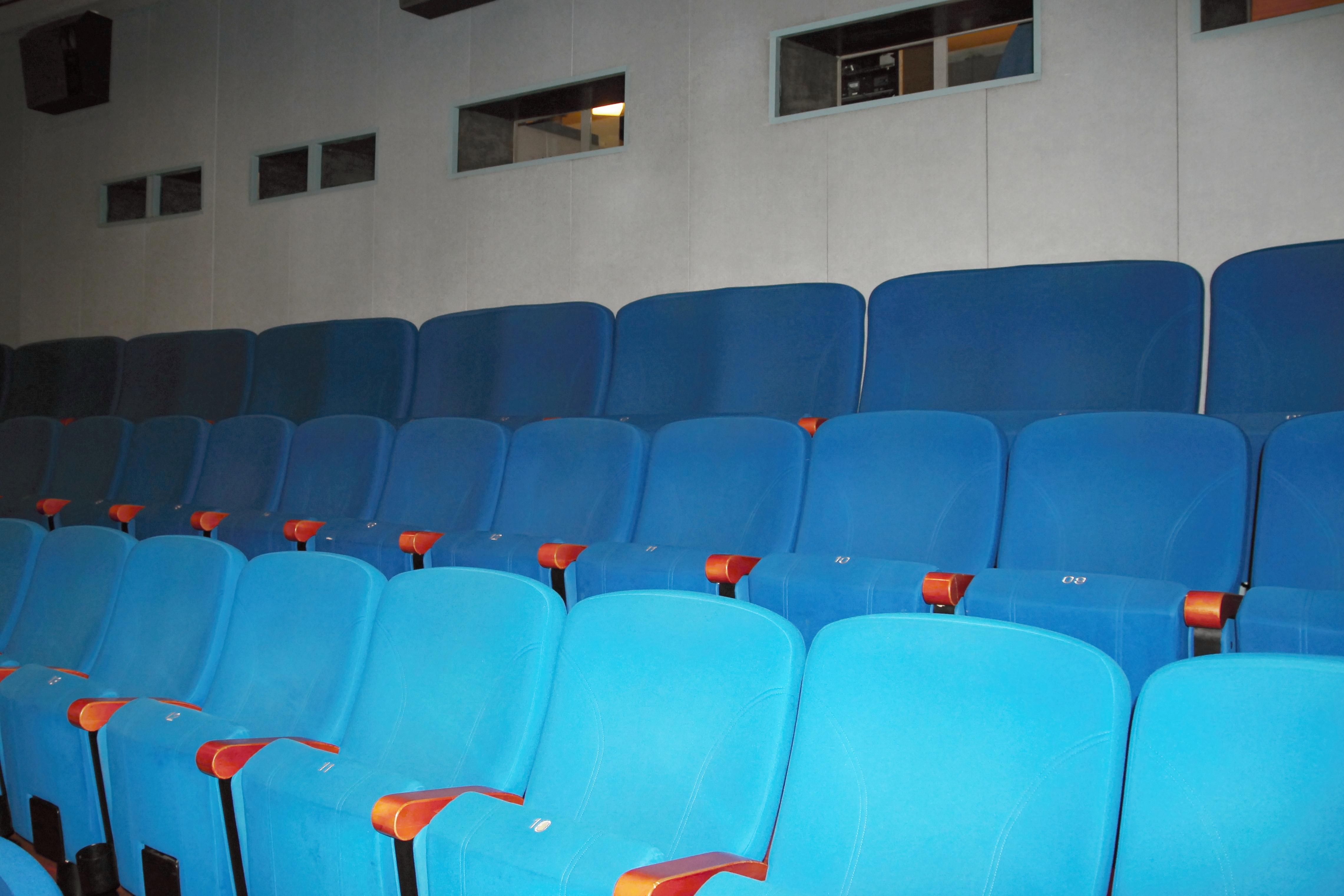 interiér kina Oko