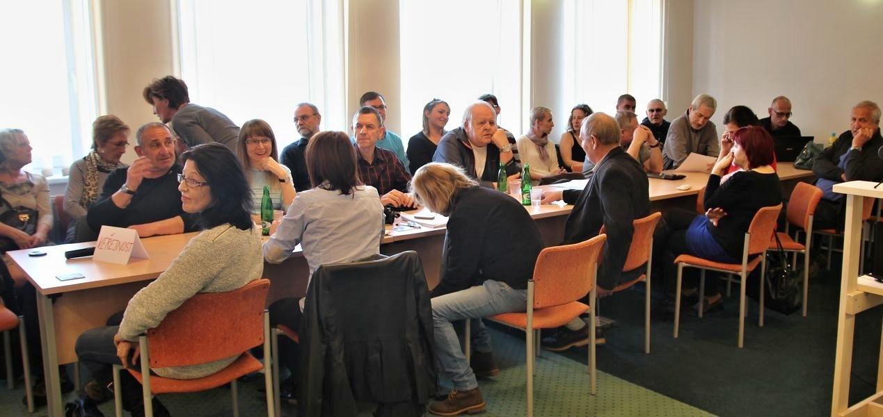 původní prostor určený pro veřejnost foto: sumpersko.net