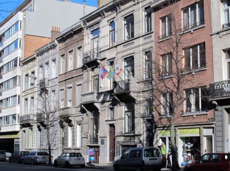 budova bruselské kanceláře Olomouckého kraje zdroj: OK4EU