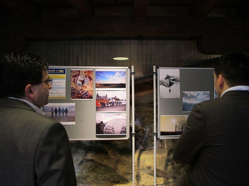 ocenění fotografové získali zájezd do Bruselu foto: Š. Krajča