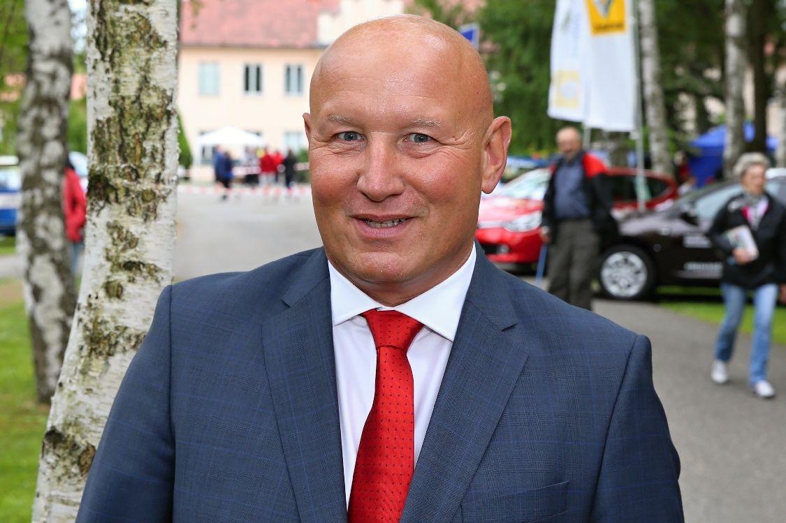 ředitel lázní Václav Dvořák foto: sumpersko.net