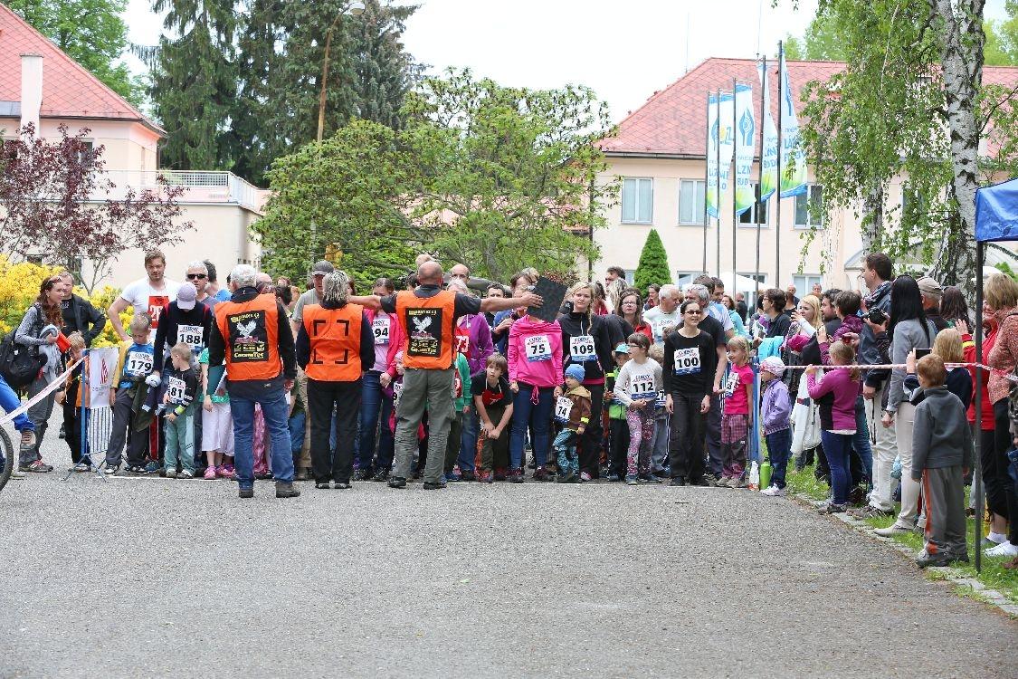 Bludov - zahájení lázeňské sezony foto: sumpersko.net