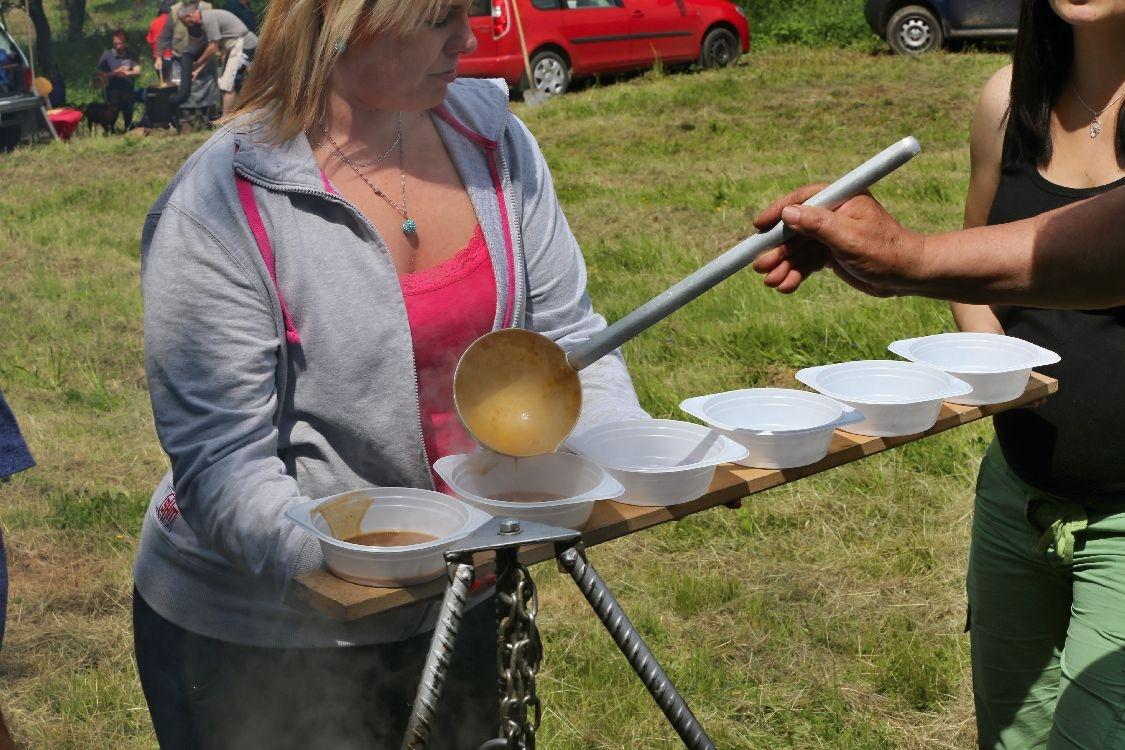 Mistrovství Osikova - porotu čeká hodnocení foto: sumpersko.net