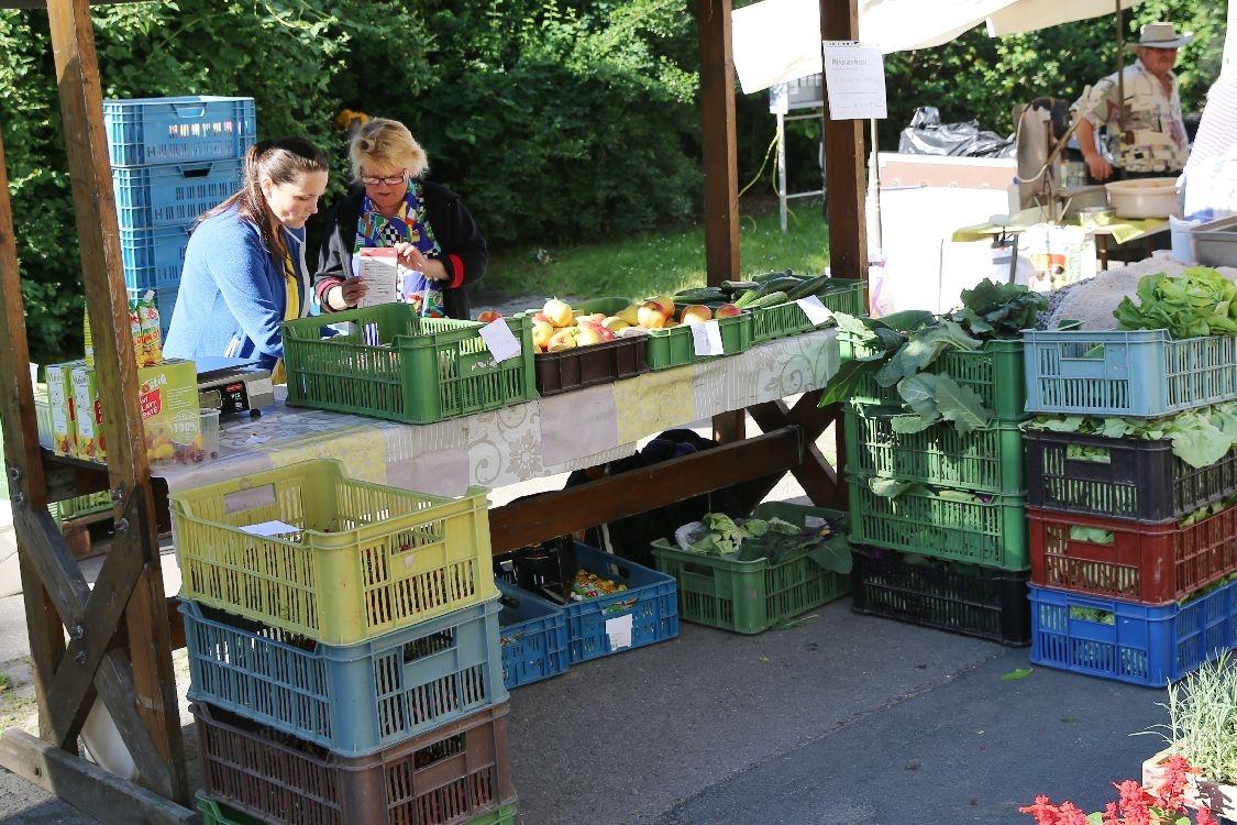 Šumperk - farmářské trhy červen 2015 foto: sumpersko.net