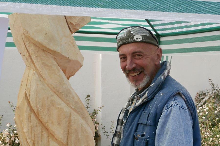 sochař Tomáš Wurst