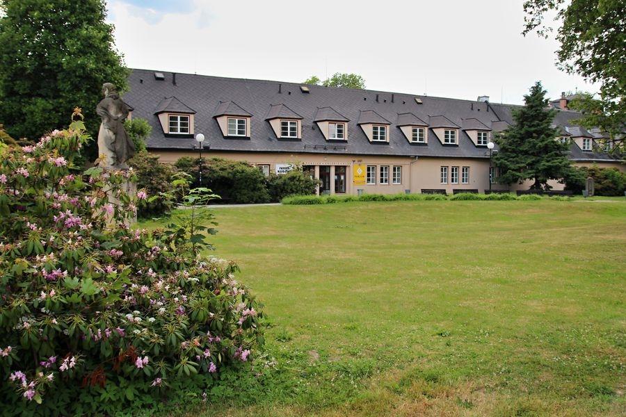 G-klubu v sadech 1. máje foto: sumpersko.net