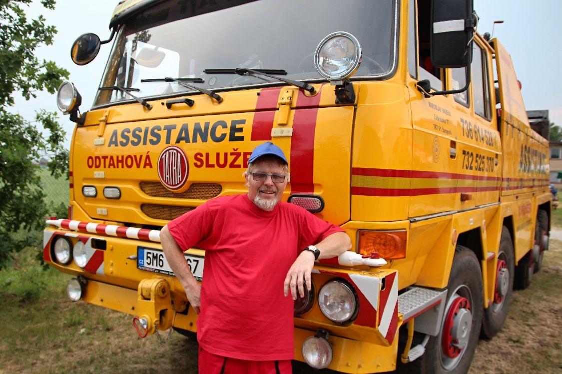 Miroslav Vařeka foto: sumpersko.net