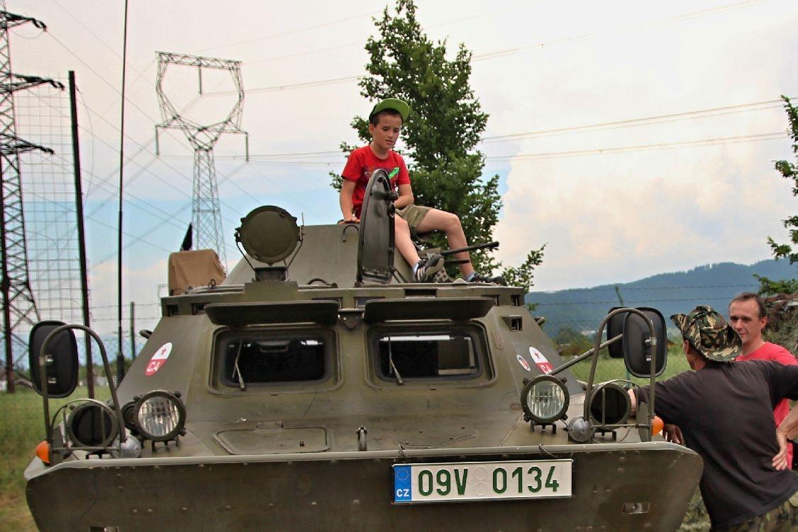 základna CO na Lužích zdroj foto: sumpersko.net