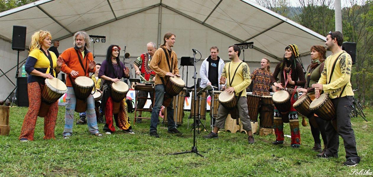Drumorchestra zdroj foto: K. Cvrk