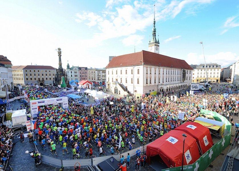 Olomouc zdroj foto:RunCzech