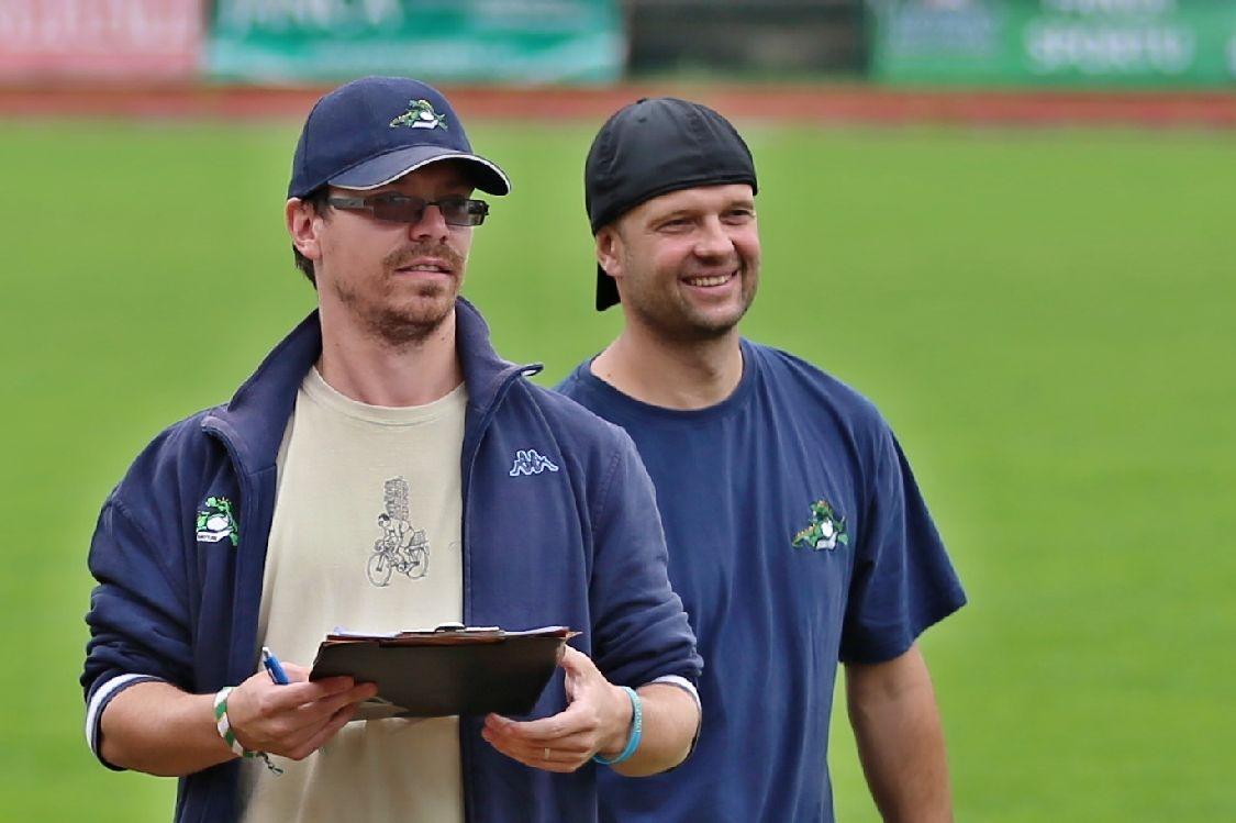 Jaroslav Svoboda (vlevo) foto: archiv sumpersko.net