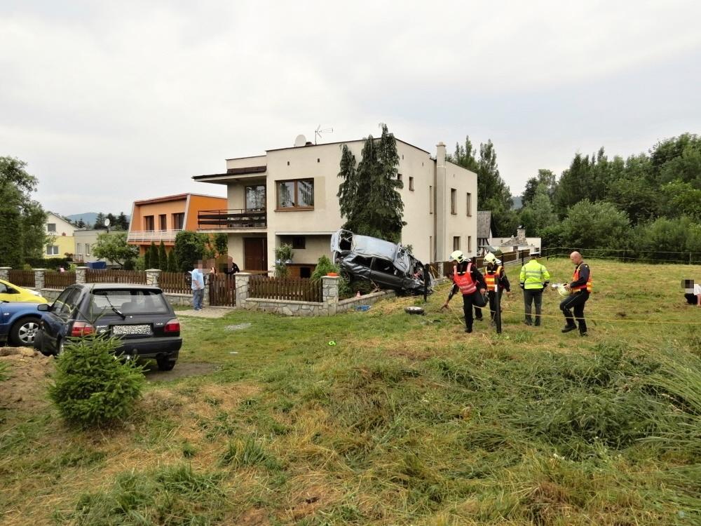 DN mezi Šumperkem a Bludovem zdroj foto: PČR