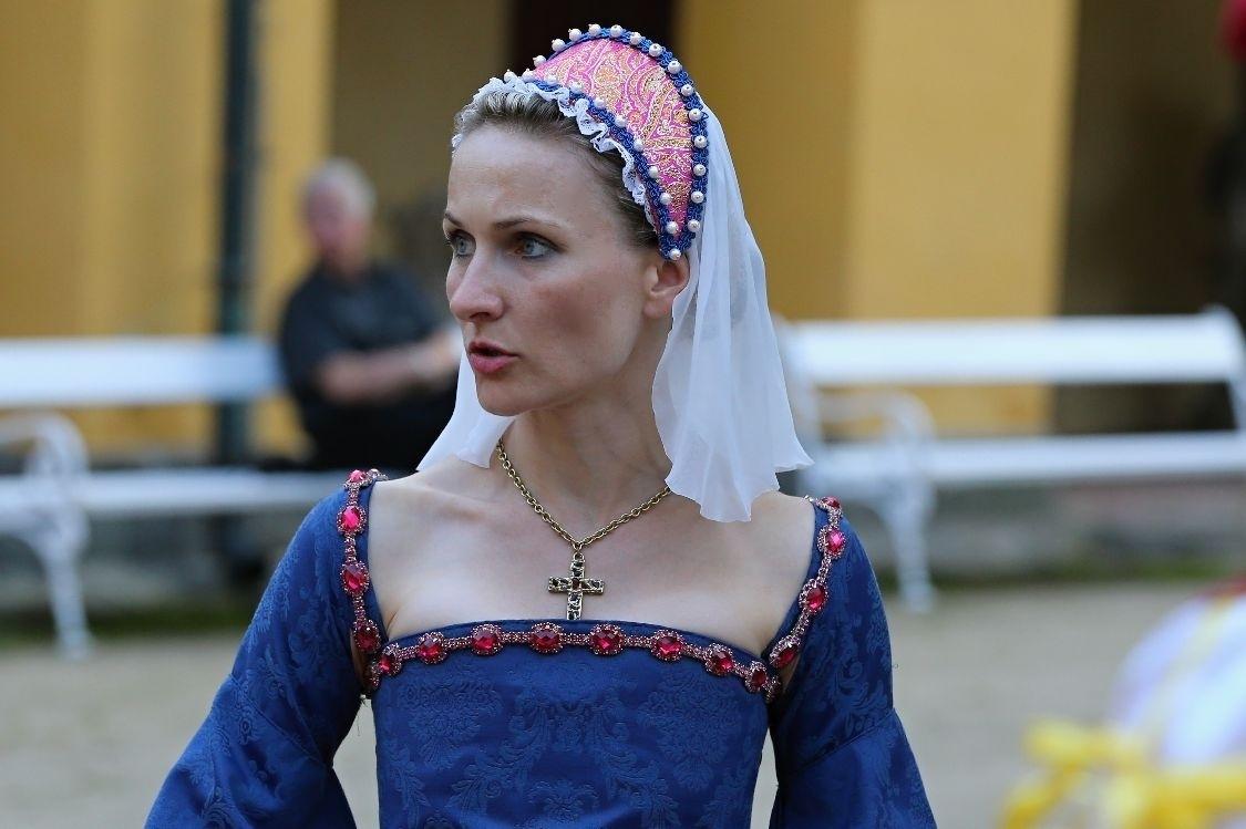 zámecký bál ve Velkých Losinách - Dana Moravcová foto: sumpersko.net